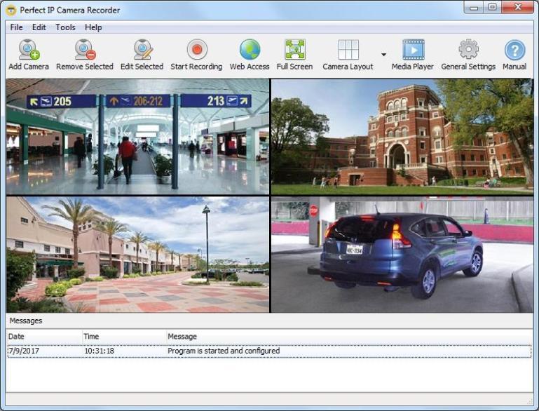 IP Camera Recorder 5.17 Crack