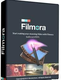Wondershare Filmora 8.7.1.4 Crack