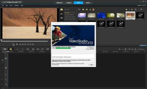 Corel Video Studio Pro x10 Crack