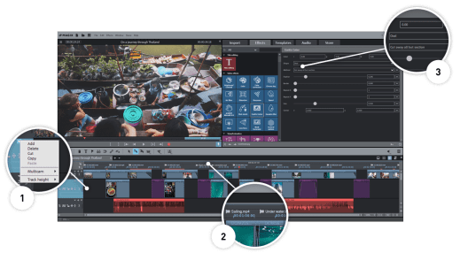 MAGIX Movie Edit Pro 2019 Plus 18.0.1.204 Crack
