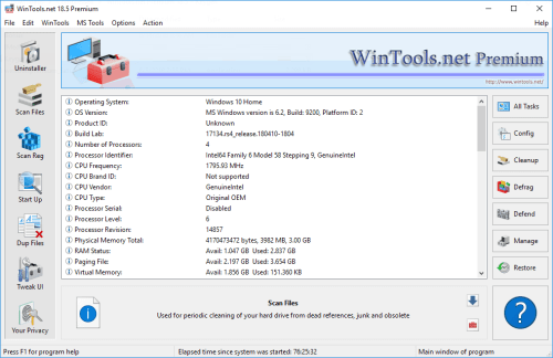WinTools.net Premium 18.5 Crack