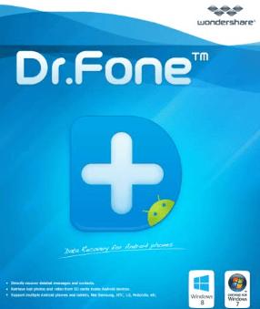 Wondershare Dr.Fone 9 Crack