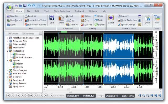 تحميل برنامج تسجيل الصوت للكمبيوتر والاندرويد مع المؤثرات