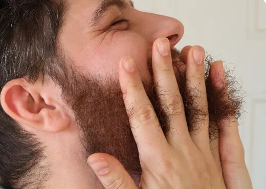 Beard care products - how to use