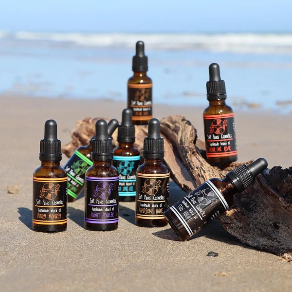 Beard Oil Pack - Zoo