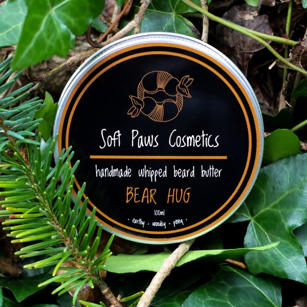 Bear Hug - Whipped Beard Butter - Soft Paws Cosmetics