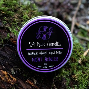 Night Howler - Whipped Beard Butter - Frankincense, Cedarwood, Patchouli