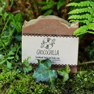 chocochilla handmade soap