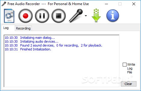 Merekam Audio di Komputer (PC) dengan Free Audio Recorder