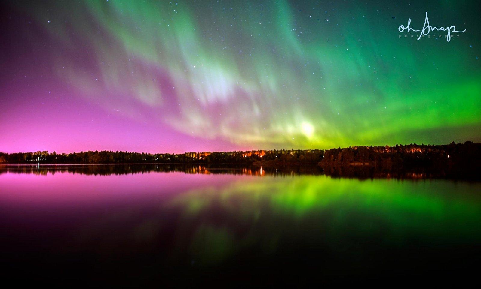 Kp Number Northern Lights
