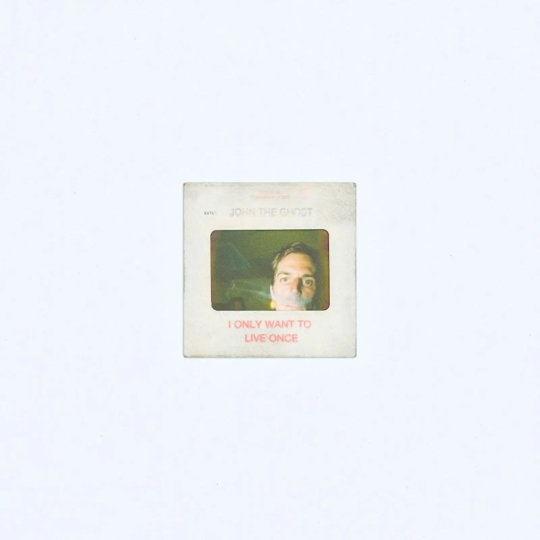 John The Ghost album cover