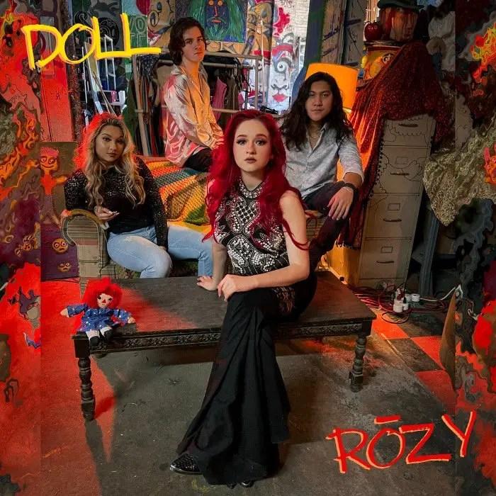 Rozy Doll single artwork 2021