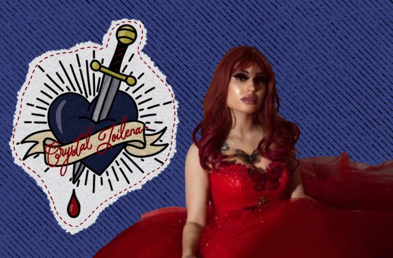 """Crystal Joilena electrifies with new single """"I'll Never Let Us Die"""""""