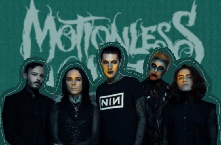 """Motionless In White show their versatility with synthwave take on """"Voices"""""""