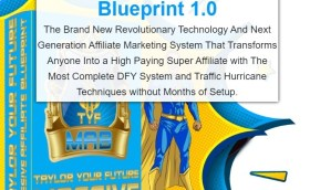 """Taylor Your Future: Massive Affiliate Blueprint 1.0 The ONLY technology that allows you to AUTO UPDATE all your signatures, links and information across hundreds and thousands of emails and pages without you ever clicking edit. Yes, that means you can have thousands of emails, membership areas and web pages updated with your links in minutes without you ever editing a single one of them! The program I am going to share with you today is the ONLY system in the world that utilizes this BRAND NEW Technology. With this NEW TECHNOLOGY, you can have EVERYTHING """"automagically"""" updated with your links without you ever hitting edit. This means you have the same business I used to create a $300,000+ per year business in record time. Imagine how much more quickly you will be able to succeed when you don't have anything to set up. When you have every page, every lead magnet, every email and more already done for you and updated with your links."""