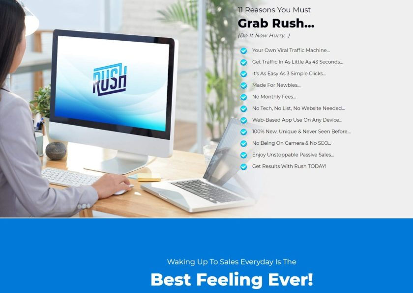"""The World's Fastest """"AutoPilot """" YouTube™ App Drives FREE VIRAL Traffic For You In 43 Seconds! [Rush Review]"""