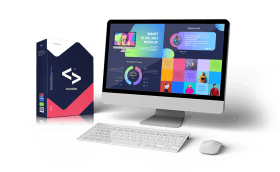 SmartSlide PRO 2.0: Design High-Impact Presentations and Marketing Visuals that Convert Within Minutes – NO LIMITS!