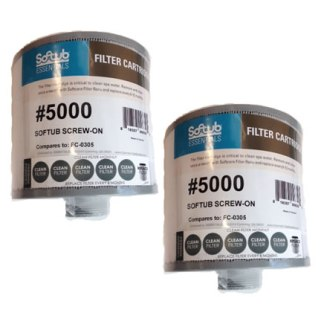 Softub 5000 Filter Twin