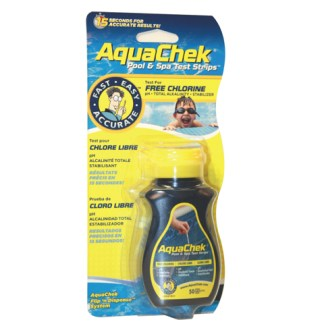 Aquachek Chlorine Test Strips