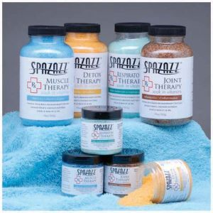 Spazazz Rx Therapy