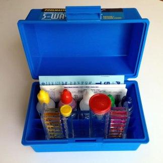 5 way water test kit