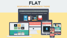 Best Flat WordPress Themes 2019