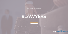 Best Lawyers WordPress Themes for Law Firms & Attorneys 2019