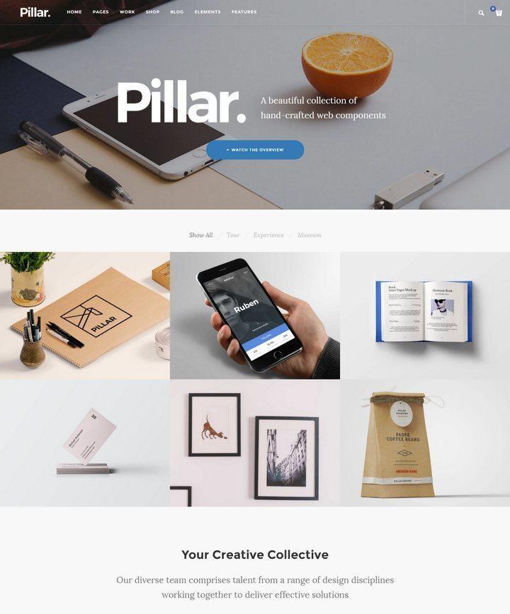 Pillar Theme