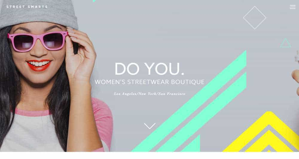 Street Smarts Muse Template