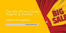 Best WordPress Coupon Plugins & Themes 2019