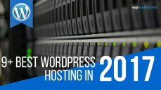 Best WordPress Hosting (2019 Compared)