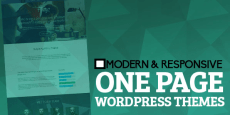 Best One Page WordPress Themes 2019
