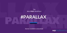 Best Free Parallax WordPress Themes 2019