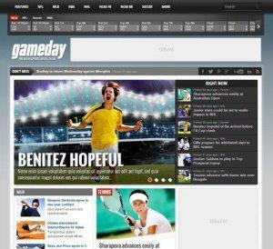 top-5-sports-WordPress-themes-GameDay