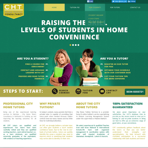 City Home Tutors