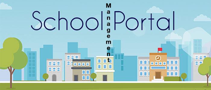 School Management Portal