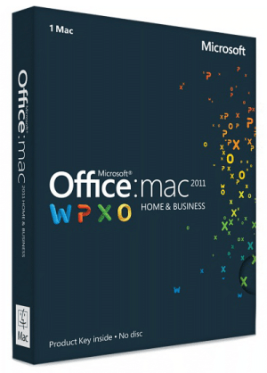 Microsoft Office Home And Business 2011 für Mac