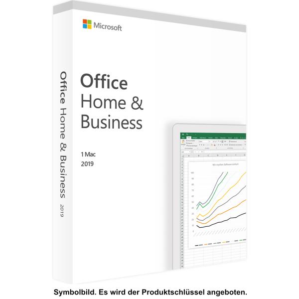 Office 2019 Home & Business für Mac