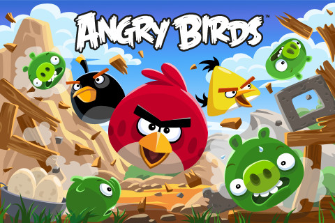 Why Angry Birds So Popular?