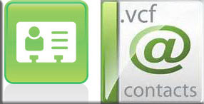 vcf contacts file