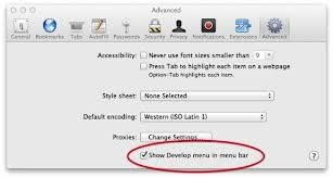 View Page Source with Safari 6 on Mountain Lion