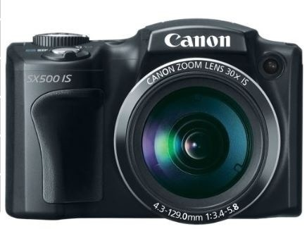 Canon PowerShot SX500 IS Tech Specifications