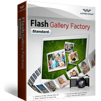 Wondershare Flash Gallery Factory Standard for Windows