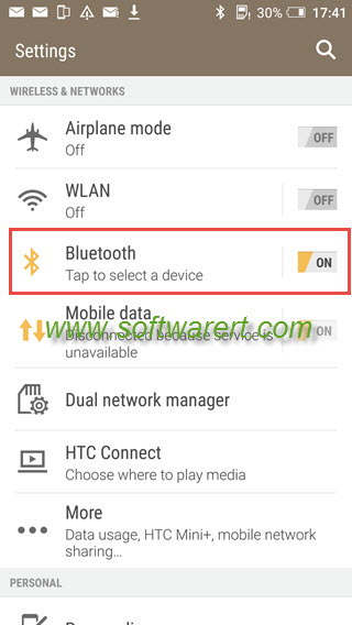 pair android phone computer bluetooth Archives - Software RT
