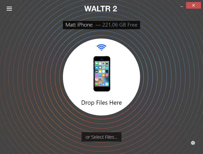 waltr2 iphone ipad transfer for windows