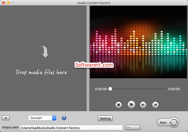 Split an audio into multiple clips on Mac