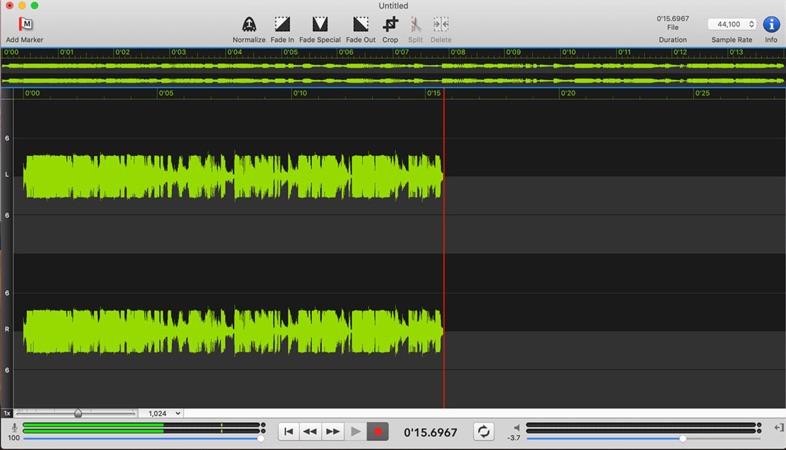 Sound Studio for Mac