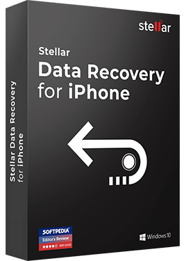 Stellar iPhone Data Recovery for Windows