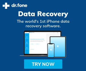 dr.fone data recovery iphone
