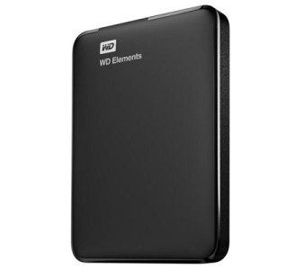 WD Elements portable hard drive